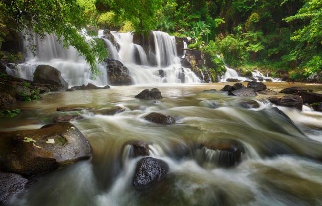 Eureka Falls © Michael Breitung