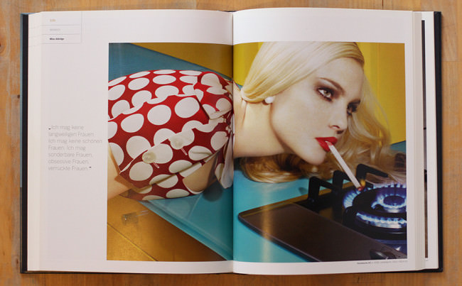Homeworks #3 © Miles Aldridge