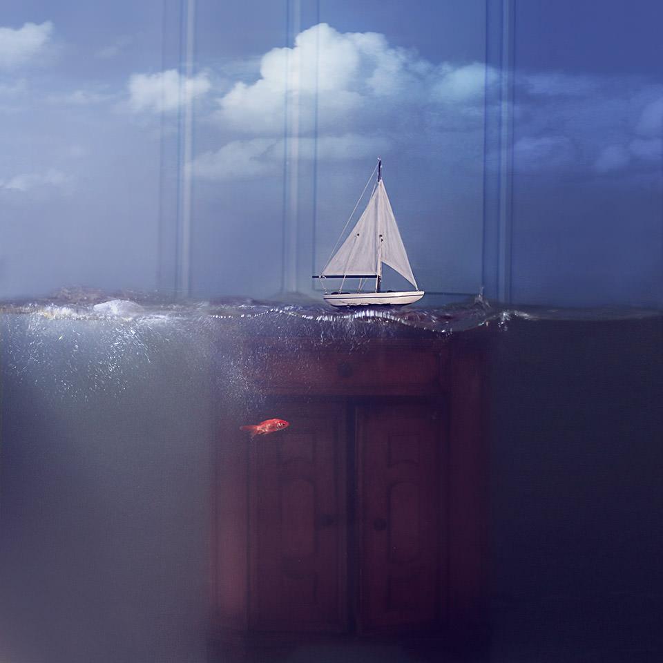 A Boats imagination © Lara Zankoul