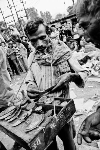 Der Verkäufer © Jonas Jung