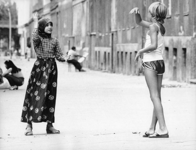 © Wolfgang Krolow, Berlin-Kreuzberg, 1981