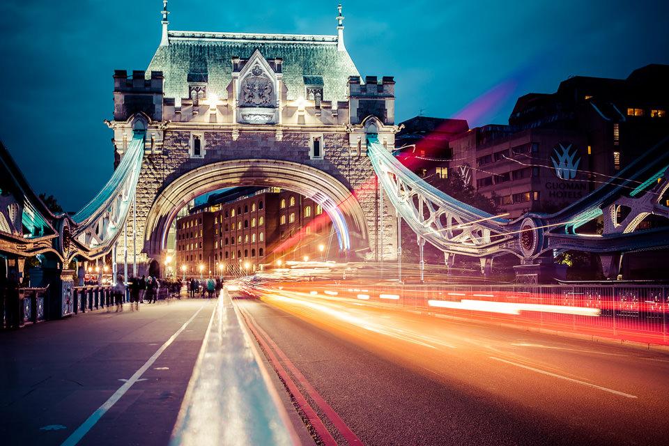London in Motion © Thorsten Muehlbacher