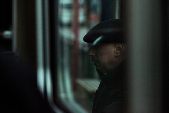 Mann mit Hut © Martin Gommel