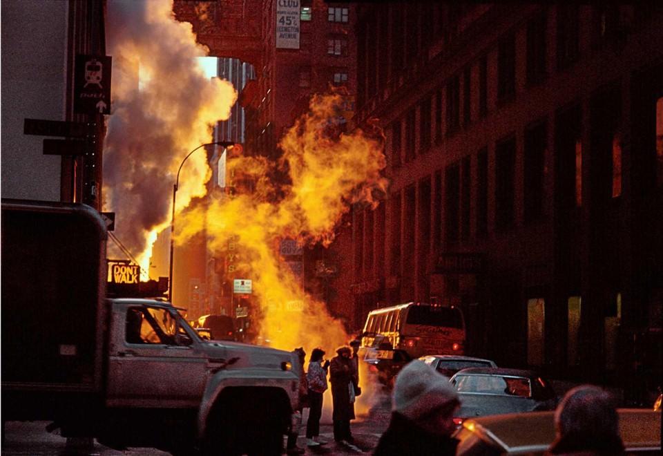 New York City © Frank Horvat