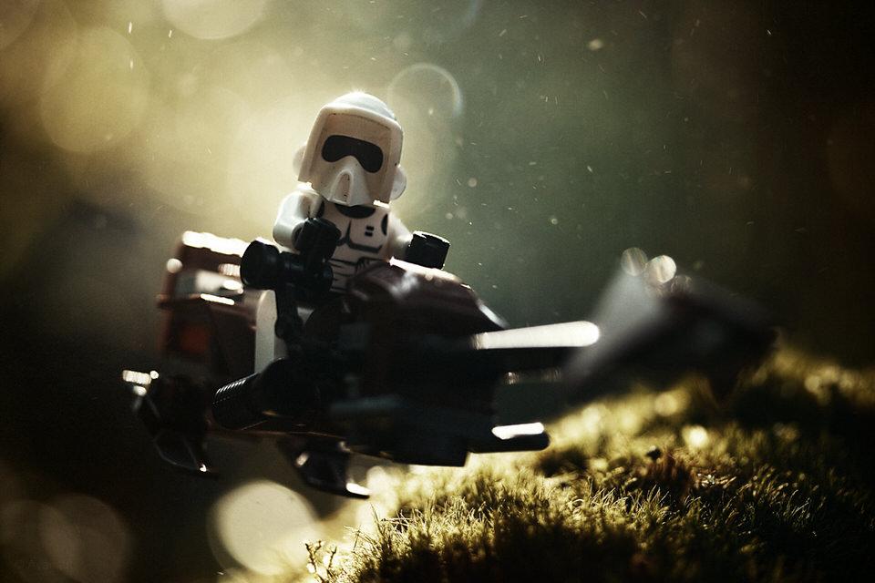 Star Wars Lego © Vesa Lehtimäki