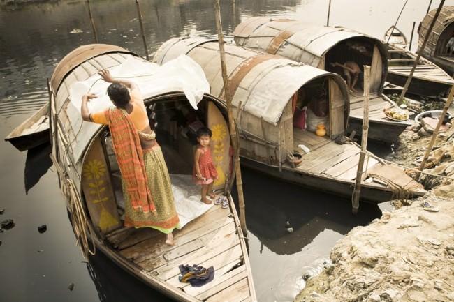Water Gypsies © Maria M. Litwa