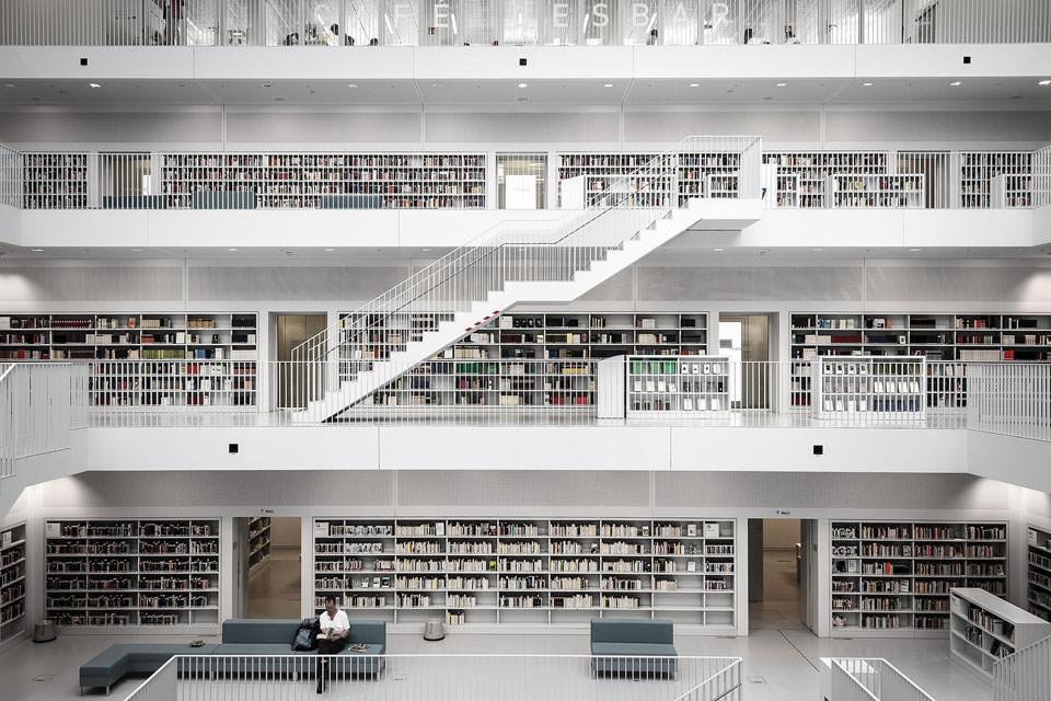 Bibliothek © Martin Fellmann