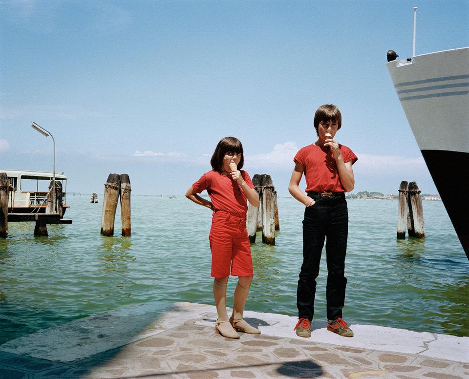 Venice 81 © Charles Traub