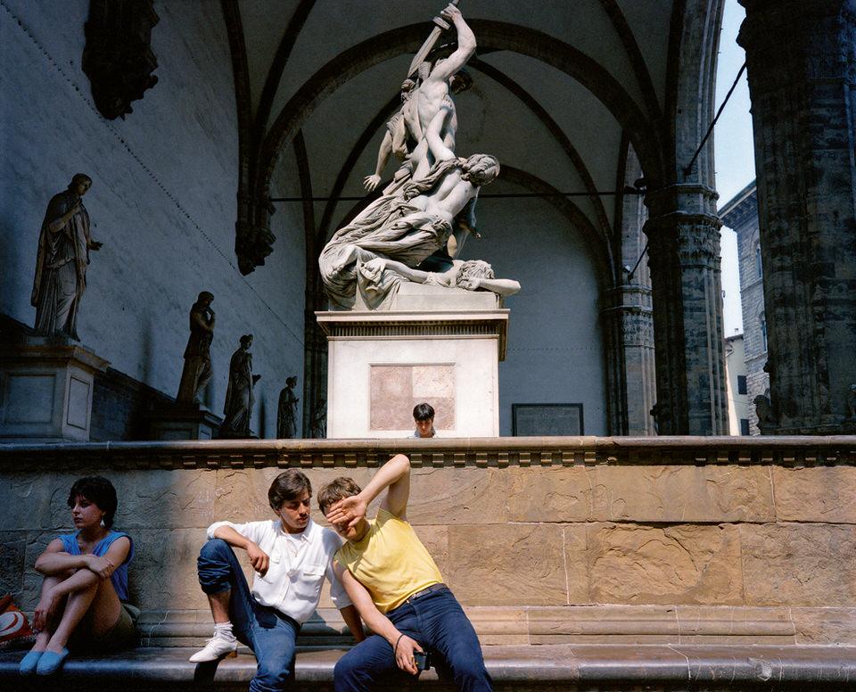 Florence 82 © Charles Traub