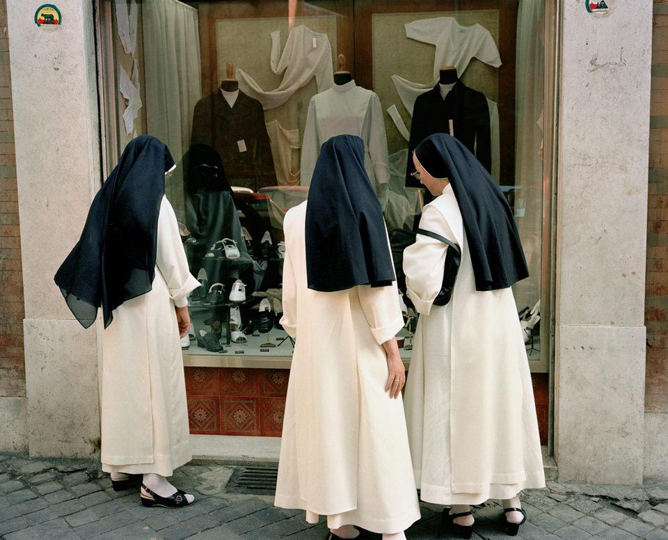 Rome 82 © Charles Traub