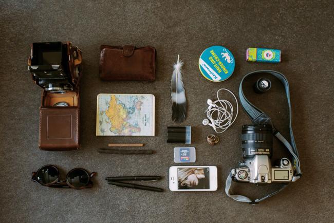 Lauras Tasche © Laura Zalenga