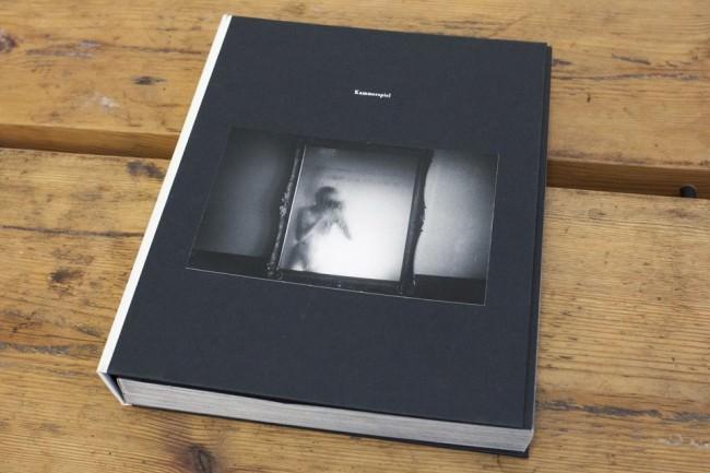 Kammerspiel, Buch © Jenny Fitz