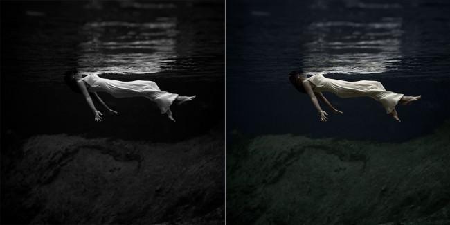 © Toni Frissell, Kolorierung: Katja Kemnitz