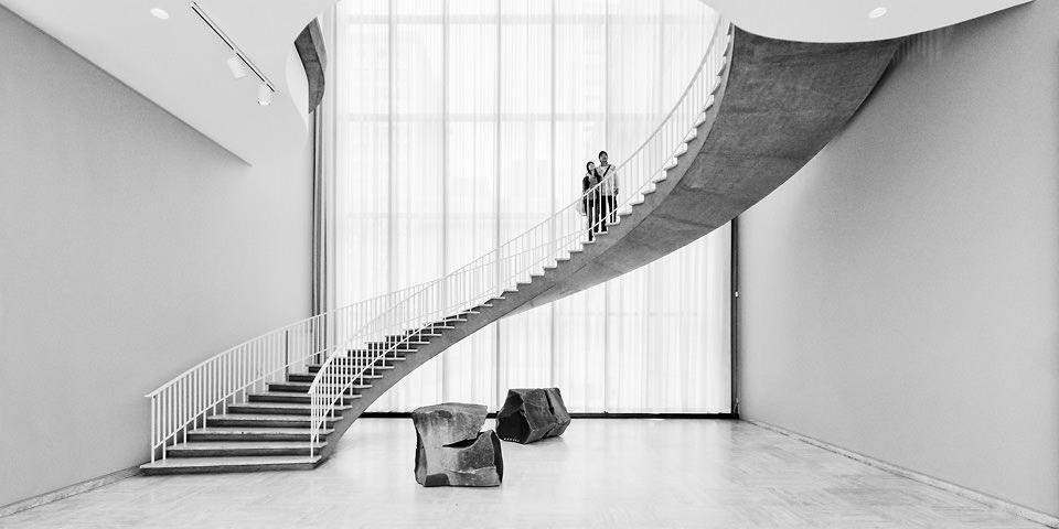 Mit schwung nach oben kwerfeldein magazin f r fotografie - Treppen architektur ...