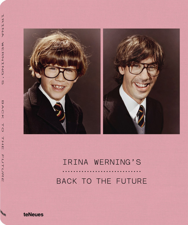 © Irina Werning's Back to the Future, Pancho, Buenos Aires, Argentina, 1983 and 2010, published by teNeues, www.teneues.com. Photo © 2014 Irina Werning. All rights reserved.