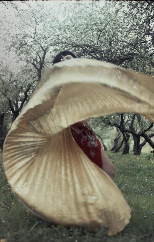 Fotografin: Nastya Kaletkina