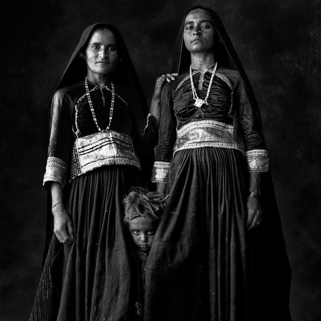 Indien Wüste Thar © Günter Pfannmüller