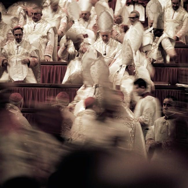 2. Vatikanischen Konzil © Lothar Wolleh