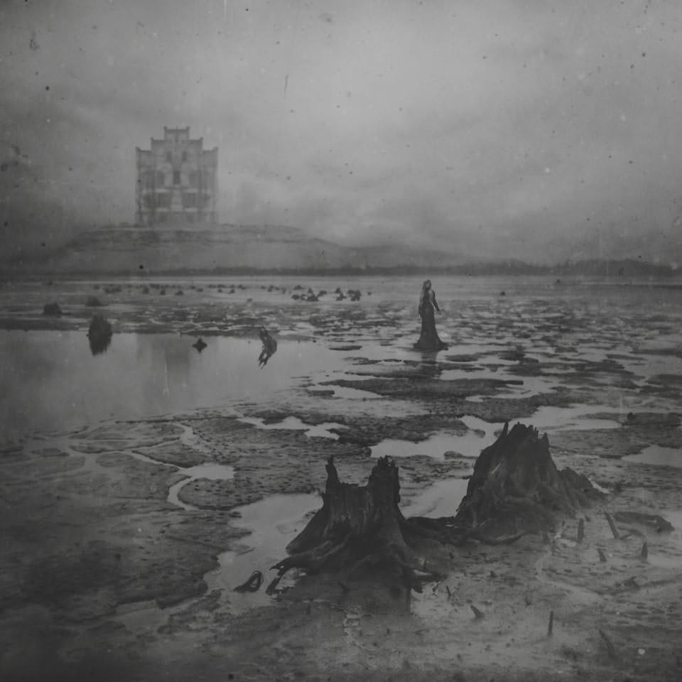Eine apokalyptische Landschaft.