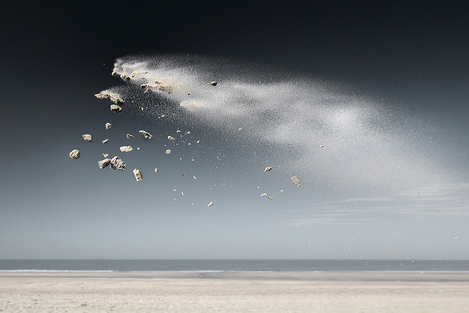 Swarm © Claire Droppert