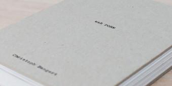 Das Buchcover von War Porn, seitlich angeschnitten.