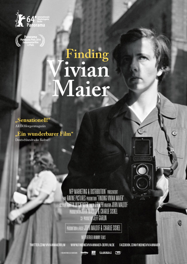 Plakat: Finding Vivian Maier