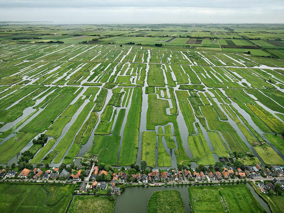 Polders, Grootschermer| The Netherlands, 2011