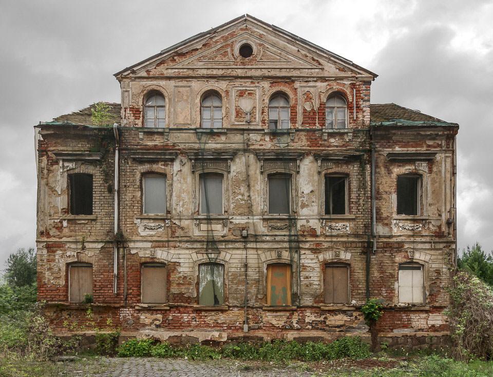 """""""Ruine"""" aus der Serie Awaiting © Regentaucher"""