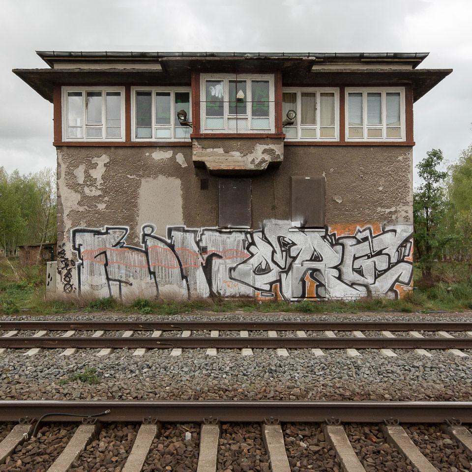 """""""Tracks"""" aus der Serie Awaiting © Regentaucher"""