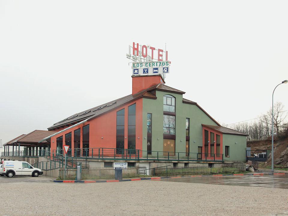 Ein Autobahnhotel.
