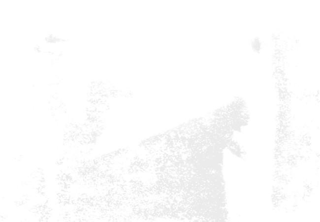 Kopie einer Kopie einer Kopie einer Kopie einer Kopie einer Kopie des Originals (Blick aus dem Arbeitszimmer von Le Gras, Joseph Nicéphore Niépce, 1826)