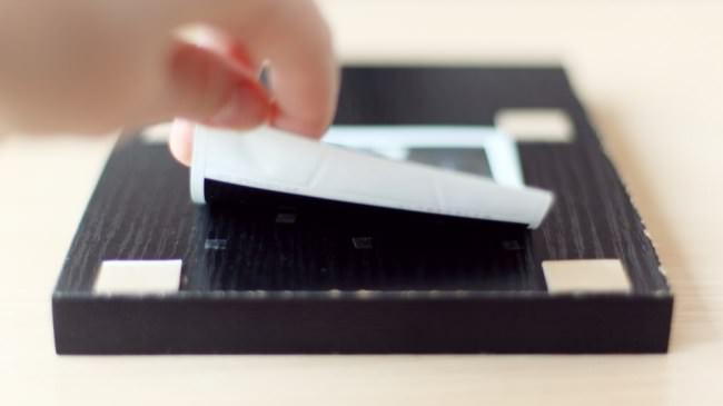 Polaroid wird vom Scan-Adapter abgelöst.