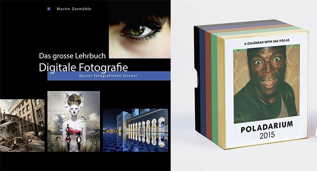 Buchtipps: Poladarium - Das grosse Lehrbuch Digitale Fotografie