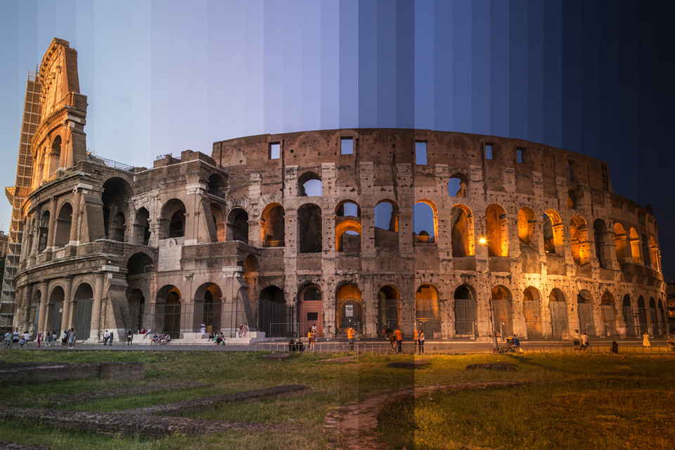 Kolosseum in Rom