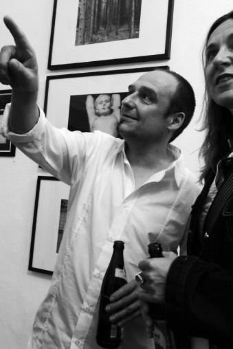 Künstler erklärt Kunst