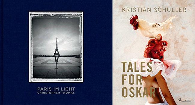Buchtipps: Paris im Licht / Tales for Oscar
