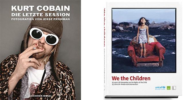 Buchtipps: Kurt Cobain / We the children