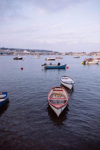 Schiffe auf dem Wasser