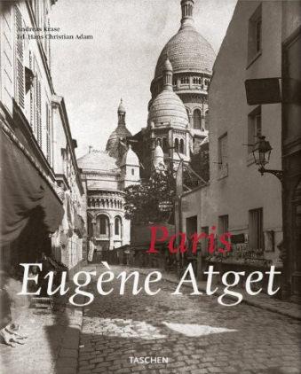 Cover: Paris von Eugene Atget