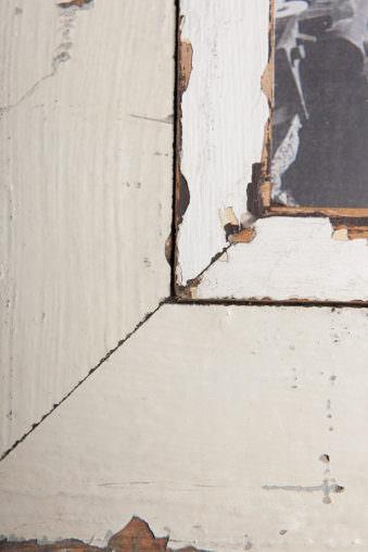 Bilderrahmen Detail