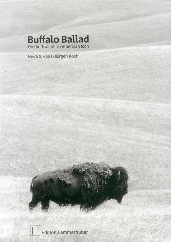 Buchcover: Buffalo Ballad