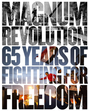 Fotobuch: Magnum Revolution