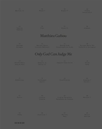 Buchcover: Only God can judge me