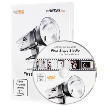 Walimex Pro First Steps Studio Schulungs-DVD