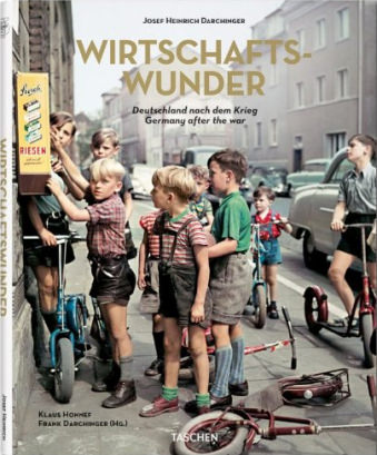 Cover: Wirtschaftswunder