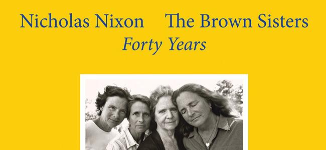 Cover des Buches Nicholas Nixon: The Brown Sisters