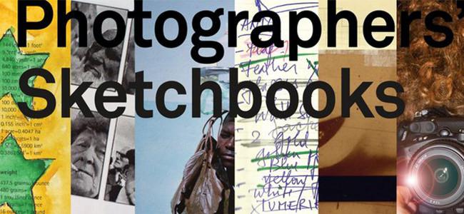 Ausschnitt des Covers von Photographers' Sketchbooks