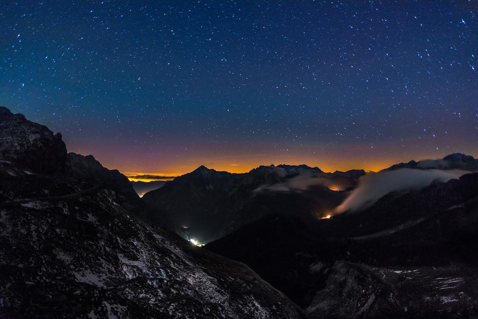 Ausblick vom 8. Januar 2015 | Foto: Manuel Ferlitsch