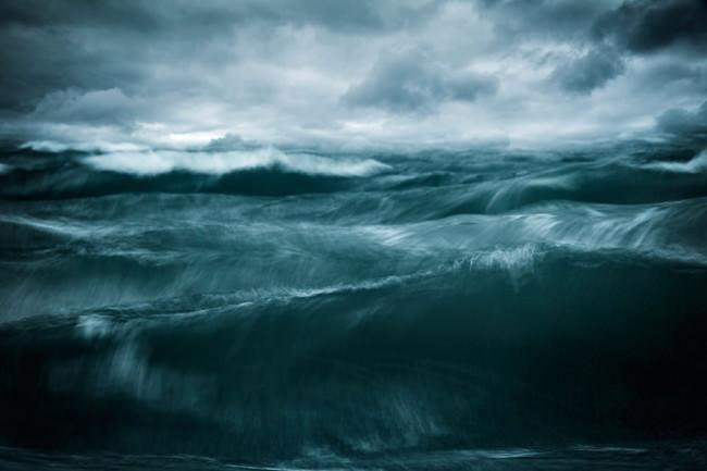 Tosende Seewellen