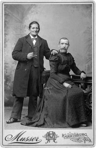 Viktorianische Paare